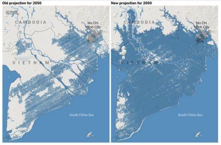 MNE CoastalDEM New York Times