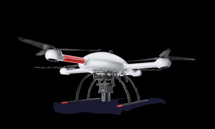 Microdrones photogrammétrie