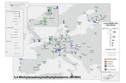 cartographie des drogues