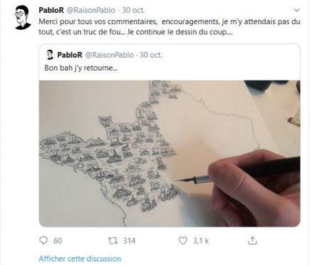 carte France Pablo Raison Tweet