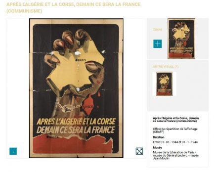 cartes musées
